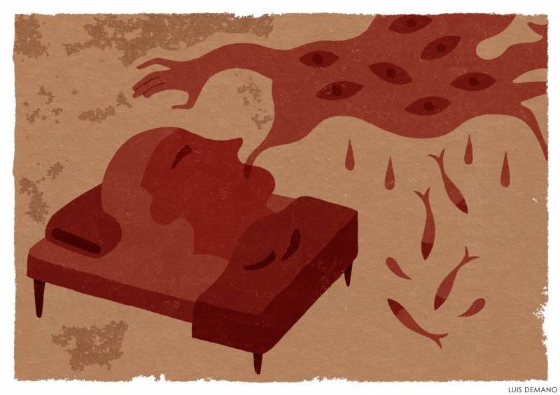 El 4 de noviembre de 1899 Freud publica 'La interpretación de los sueños'