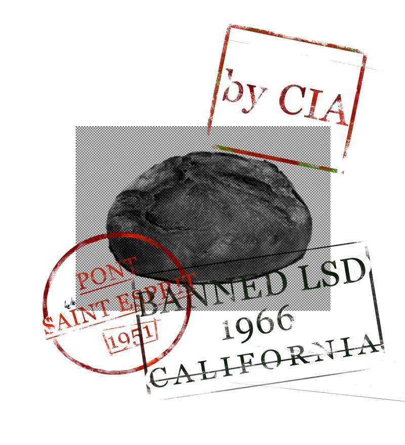 El 6 de Octubre de 1966 se prohibe el uso y la experimentación con LSD en el estado de California