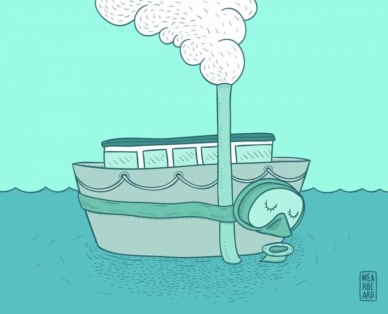 Se cumplen 125 años de la botadura del submarino de Peral.