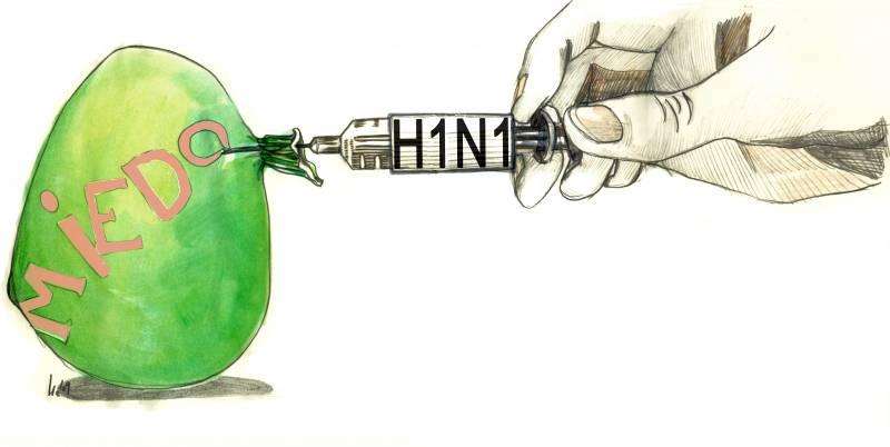 Jornadas sobre la ética en la prevención de la gripe A