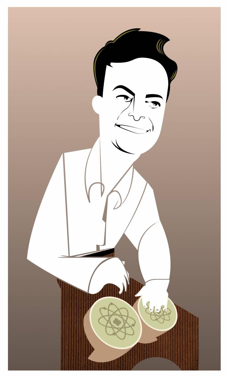 El 11 de mayo de 1918 nacía el físico Richard Feynman