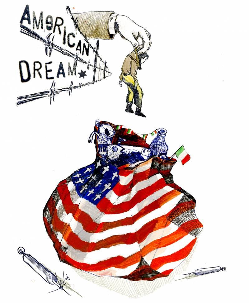 Estudios sobre deportaciones de EEUU a Tijuana, marginación y VIH