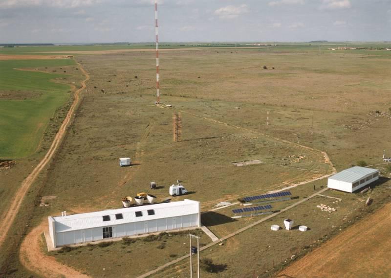 Aumentan las concentraciones de CO2 en la troposfera de zonas rurales