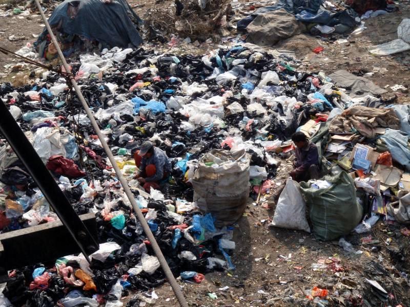 Bolsas de plástico: entre humo y ciencia