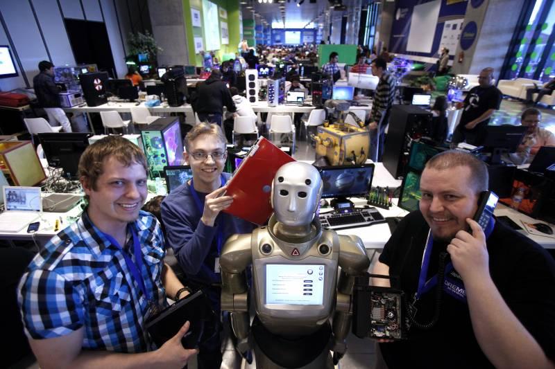 Campus Party Europa, talento y creatividad en red