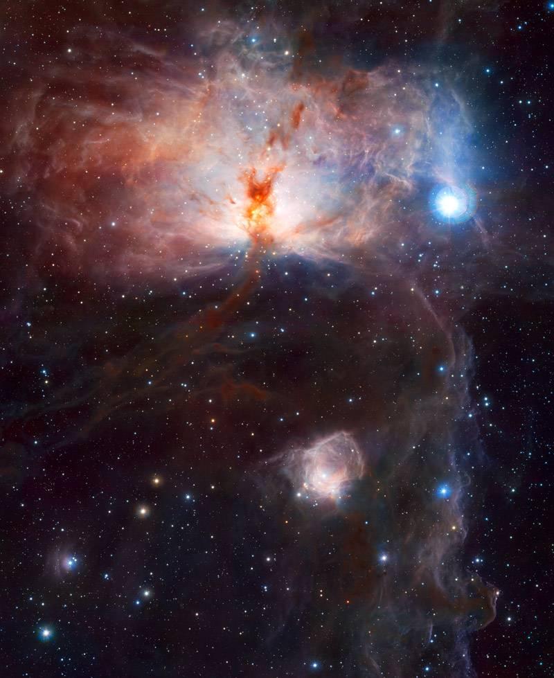 Comienza a funcionar el telescopio VISTA