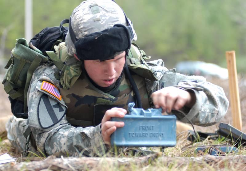 Desarrollan un sistema para detectar las minas antipersona de plástico