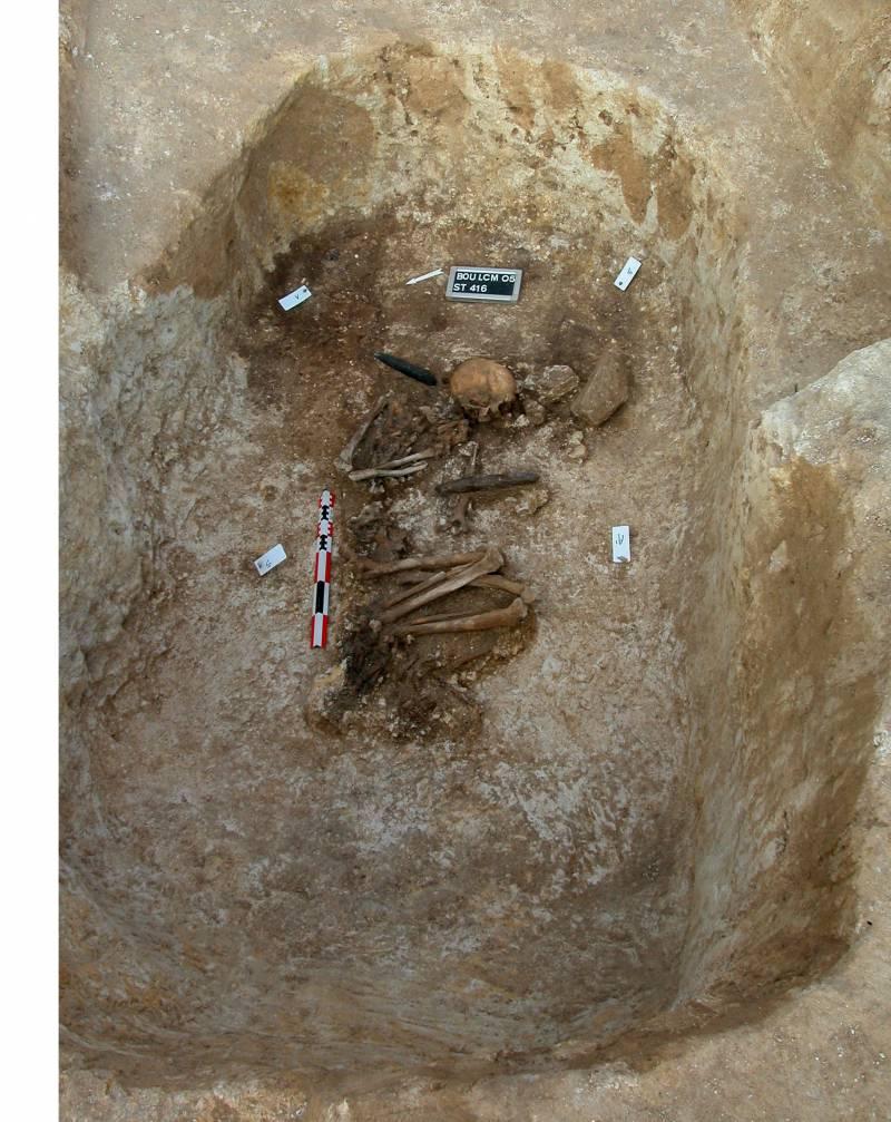 Descubren evidencias de una operación quirúrgica de hace casi 7.000 años
