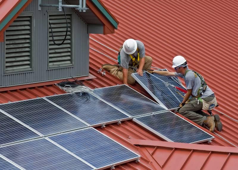 El 12,3% de la energía producida en España es renovable