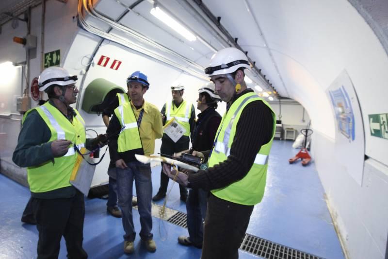 El LHC se vuelve a poner en marcha