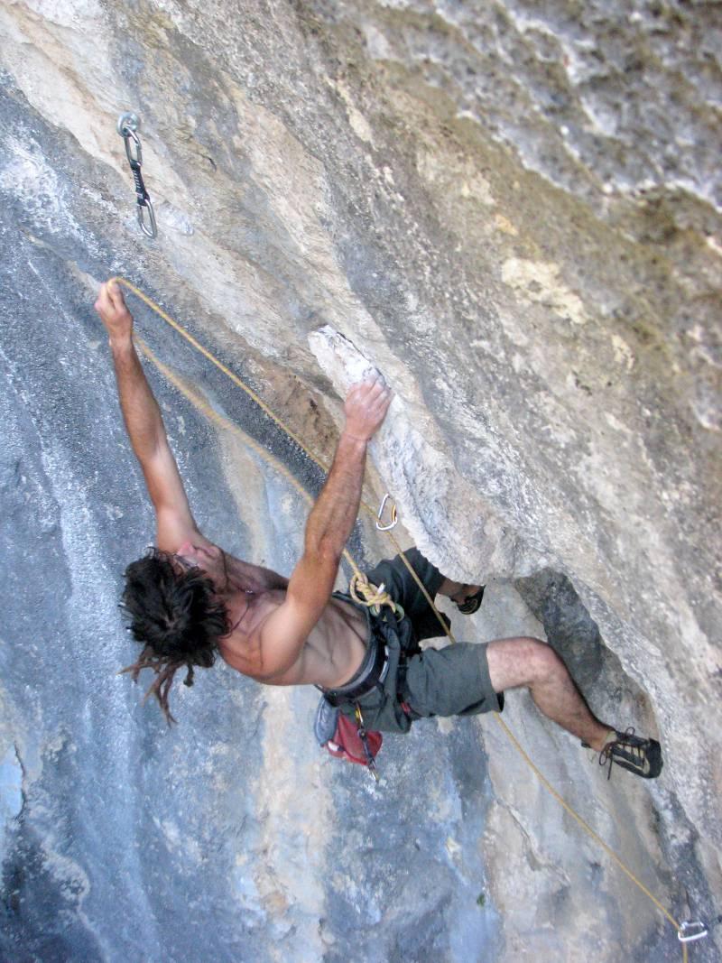 ¿Hasta dónde puede llegar un escalador?