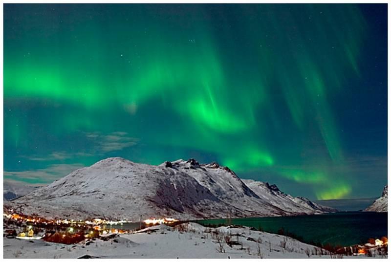 La Aurora Boreal, en 3D