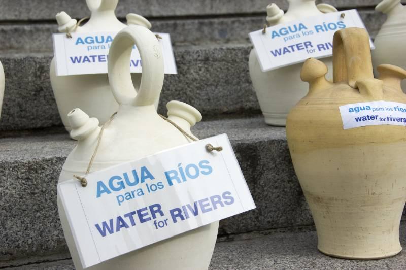 La gestión del agua en España ante la sequía y la escasez de agua divide a Gobierno y organizaciones ecologistas