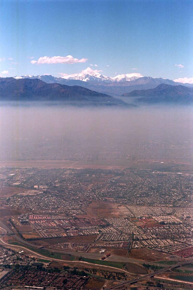 La industria provoca muchos más problemas respiratorios que el tráfico