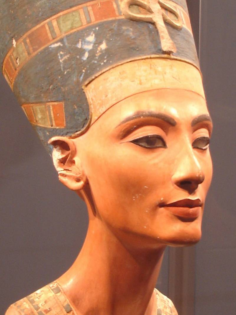 Los cosméticos de los ojos en el antiguo Egipto también protegían contra enfermedades oculares