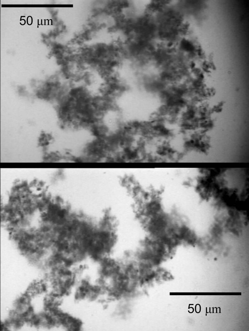 Nanopartículas que mezclan agua y aceite