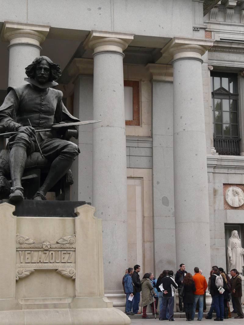 Paseo por el Madrid de la guerra