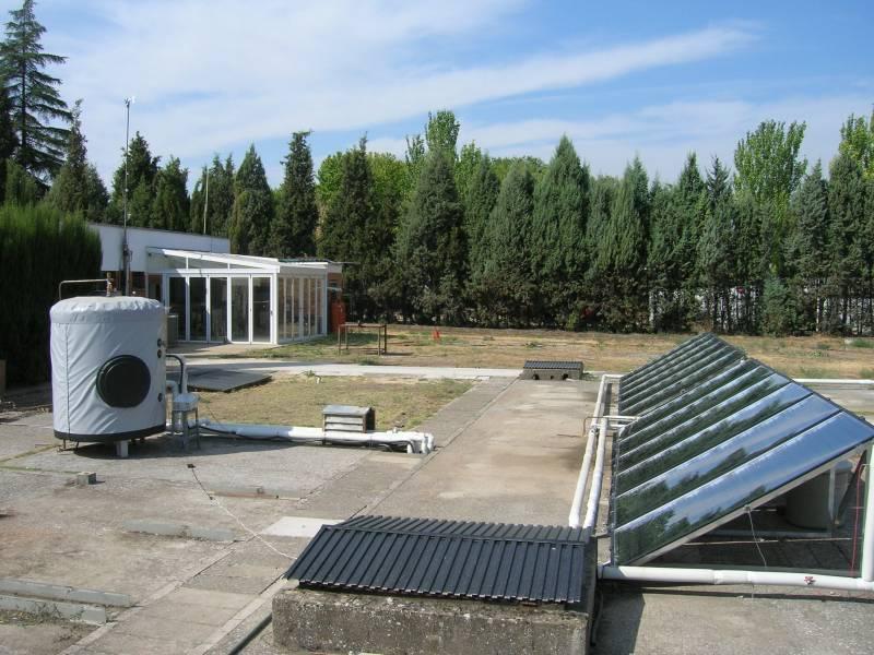 Planta experimental de energía del CSIC