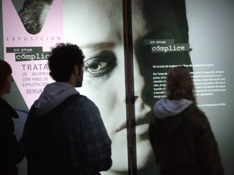 Exposición fotográfica No seas cómplice