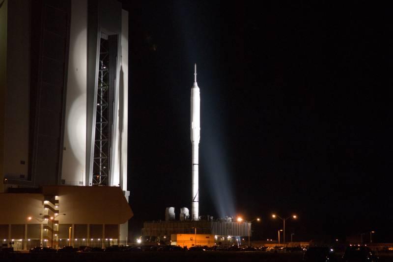 Presentan Ares, el cohete que sustituirá a los transbordadores espaciales