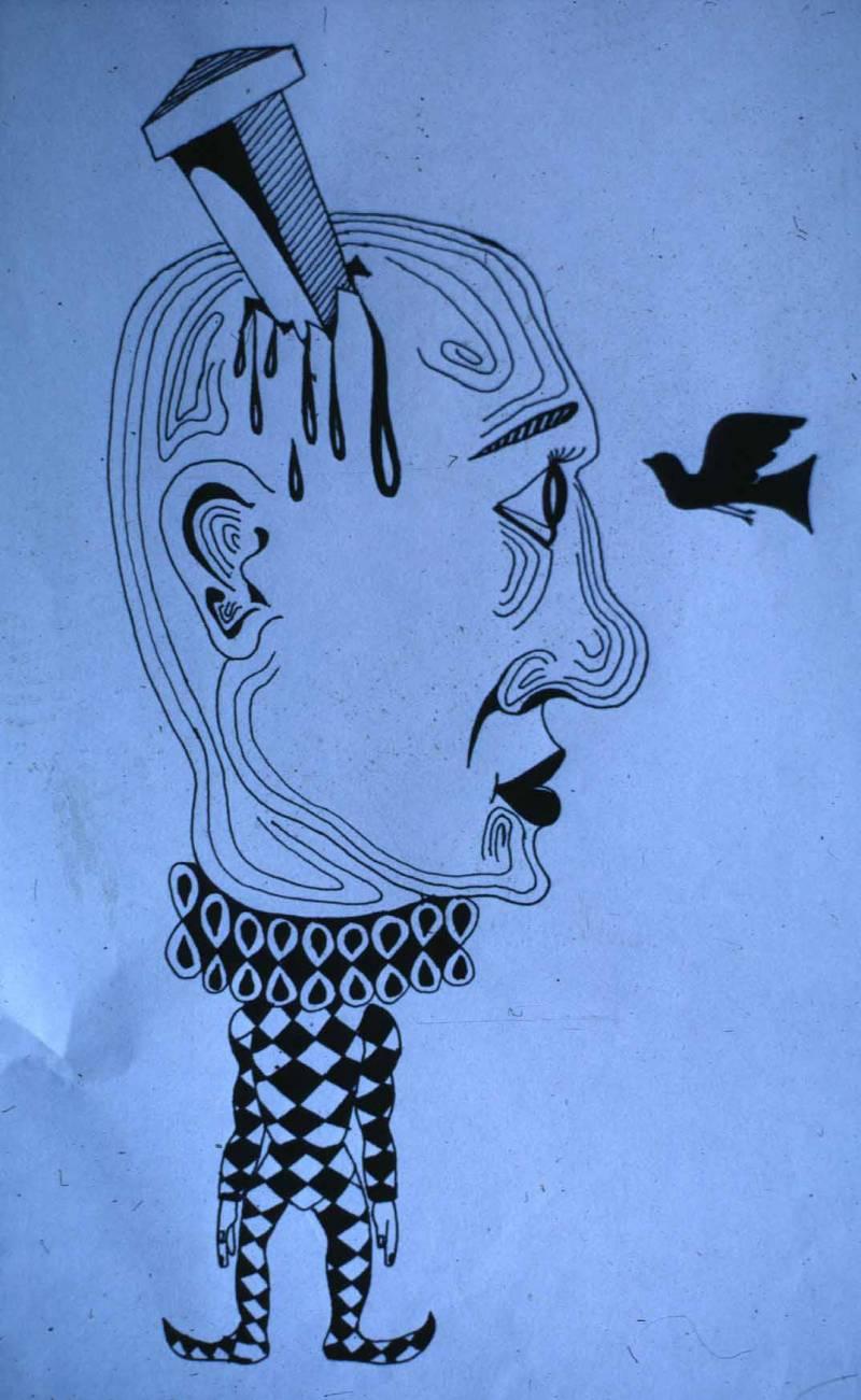 Presentan en Valencia una selección de pintura psiquiátrica
