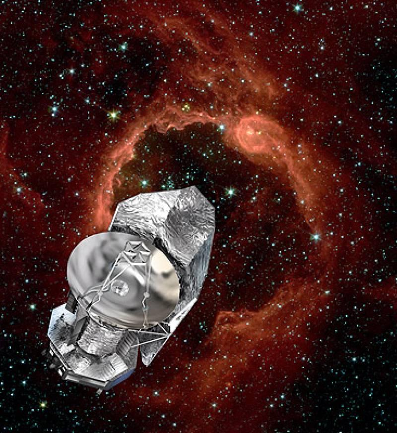 Presentan los primeros resultados del Observatorio Espacial Herschel