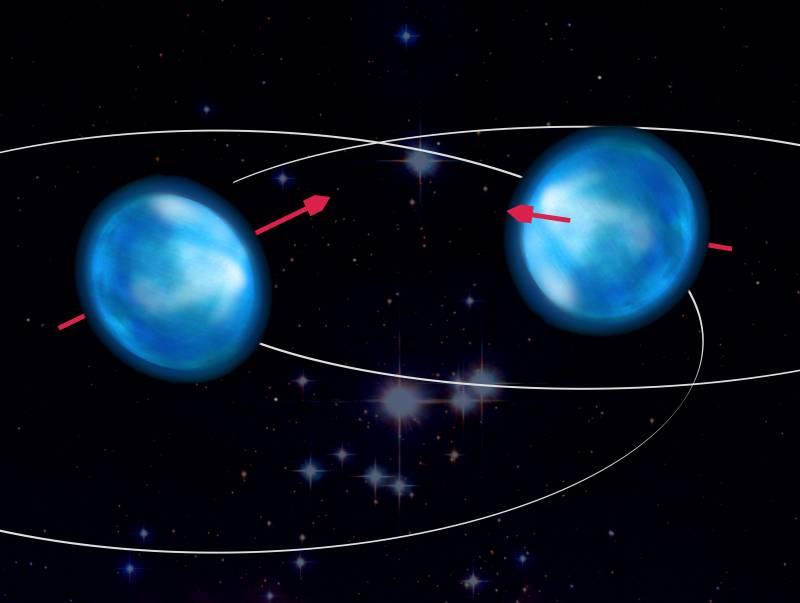 Resuelto el enigma de DI Herculis, la estrella que desafiaba a Einstein