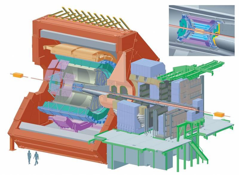 Se publica el primer estudio sobre el LHC tras su puesta en marcha