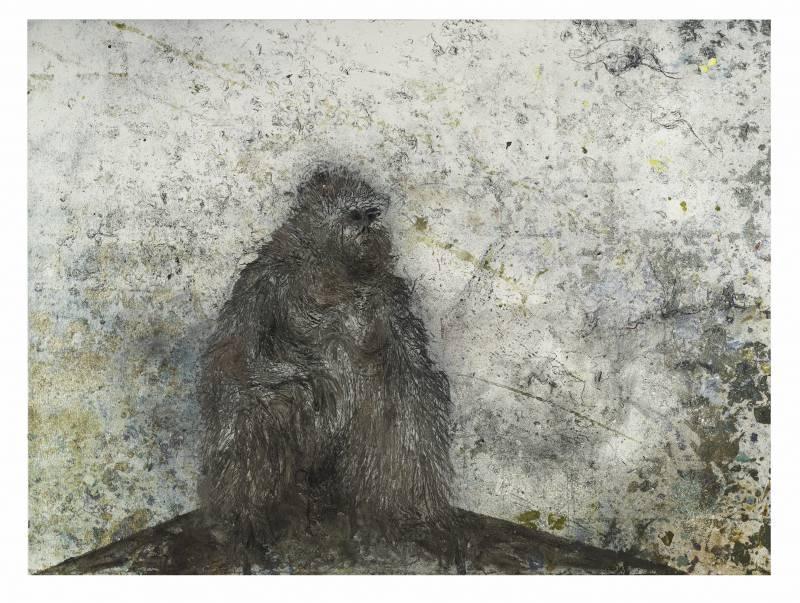 Una muestra recorre la trayectoria artística de Miguel Barceló