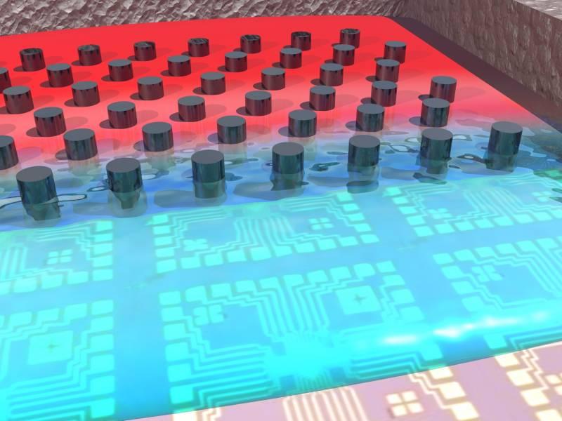 Utilizan por primera vez nanosensores para medir marcadores del cáncer en la sangre