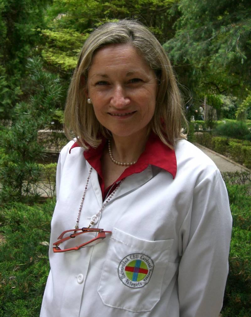 La doctora Isabel Martínez-Solís. Foto: RUVID.