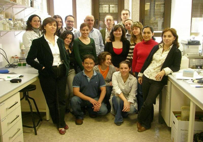 Grupo de investigación de Biosíntesis de Moléculas Antitumorales.
