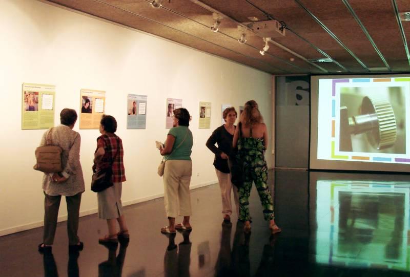 Exposición 16 científicas catalanas