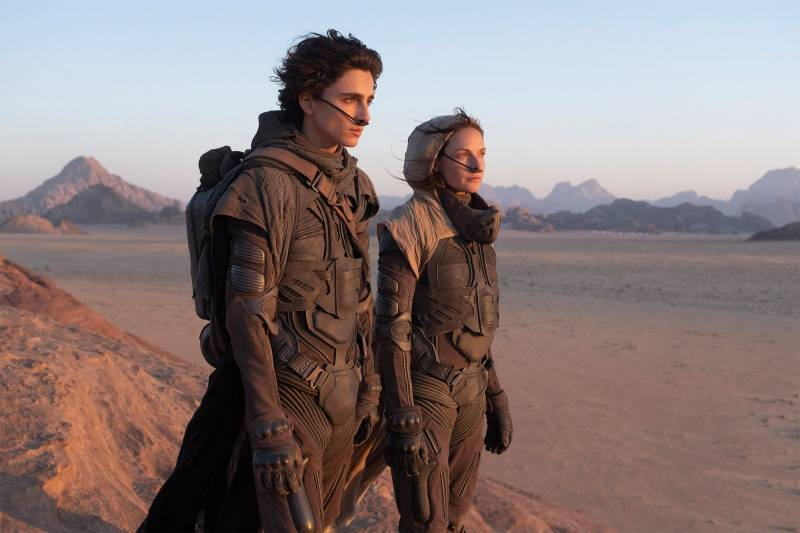 Película Dune (2021)