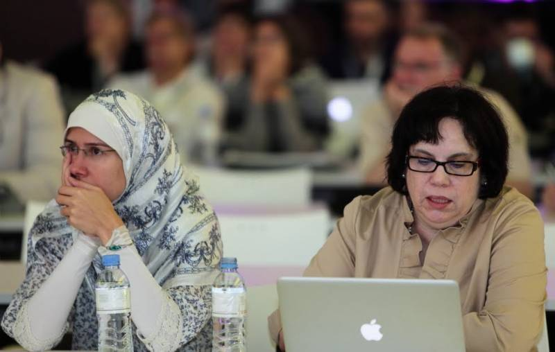 Nadia El-Awady; Deborah Blum