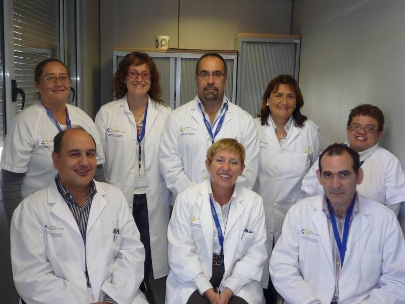 El equipo de Gestión Sanitaria del HUNSC al completo