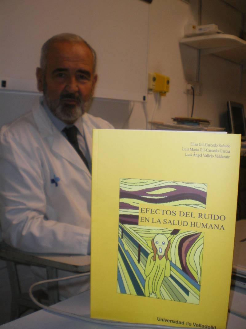 El catedrático de la Universidad de Valladolid y jefe del servicio de Otorrinolaringología del hospital Río Hortega, Luis María Gil-Carcedo.