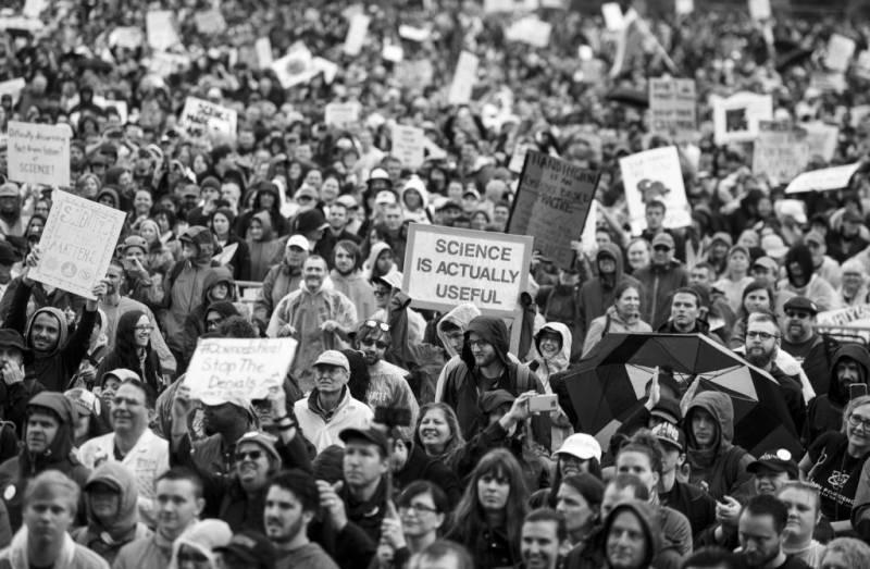 Manifestaciones por la Tierra