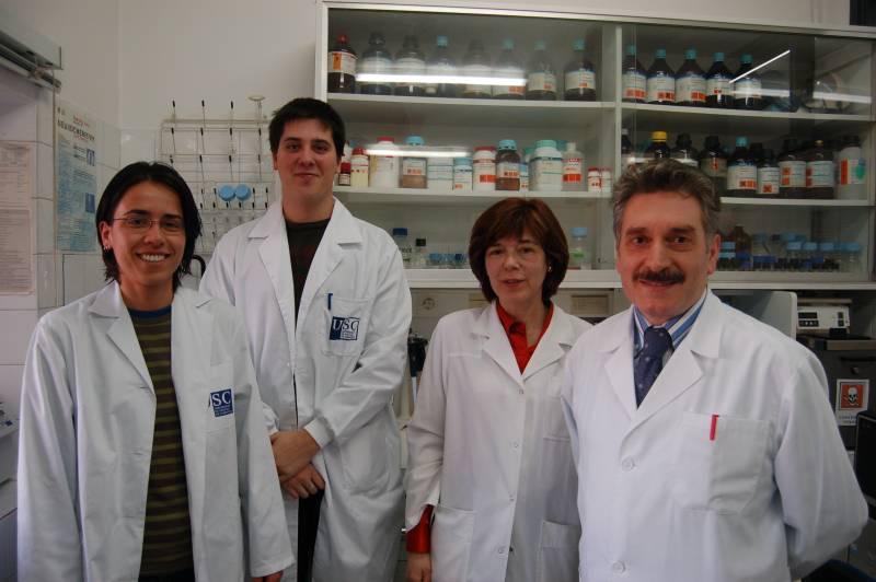El Grupo de Investigación en Neurobiología Molecular y Celular de la Enfermedad de Parkinson de la Universidad de Santiago