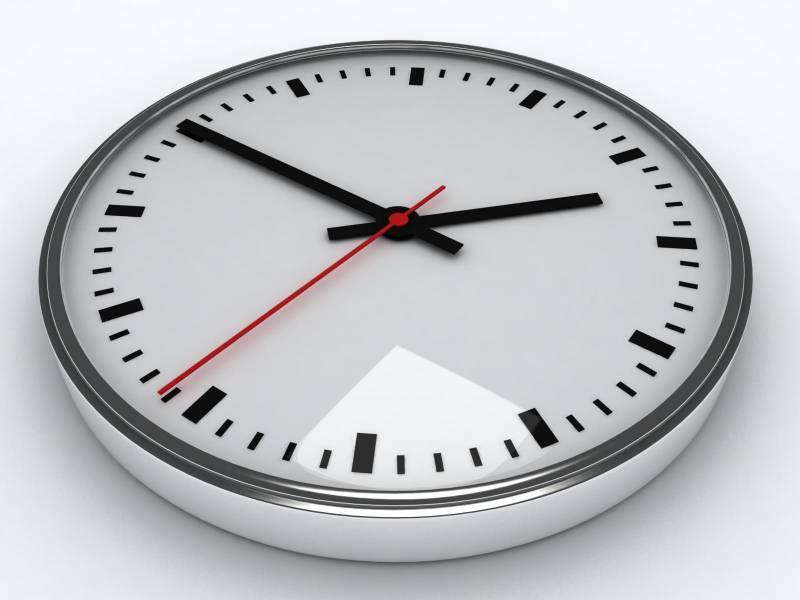 Los españoles comemos sobre la una solar, aunque los relojes oficiales marcan una hora más.
