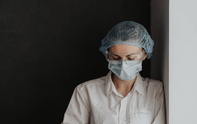 Personal sanitario crisis coronavirus