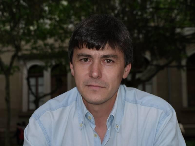 Luis Merino, periodista especializado en información ambiental
