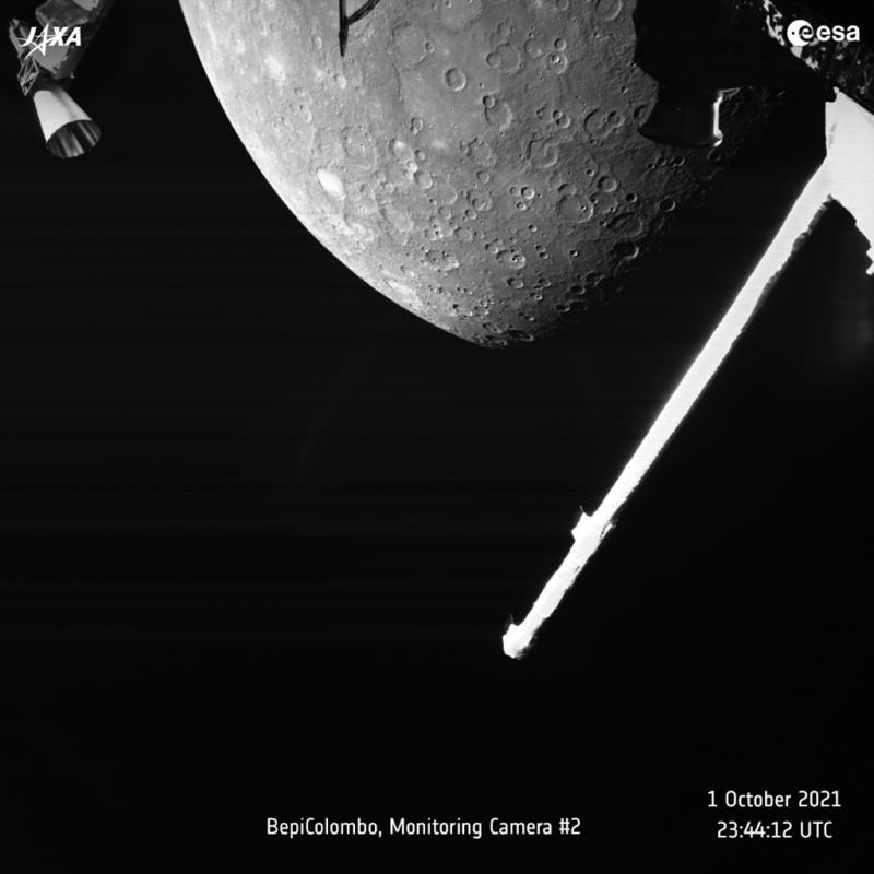 El planeta Mercurio por BepiColombo