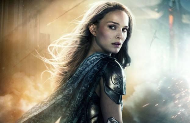 Jane Foster en Thor: El Mundo Oscuro