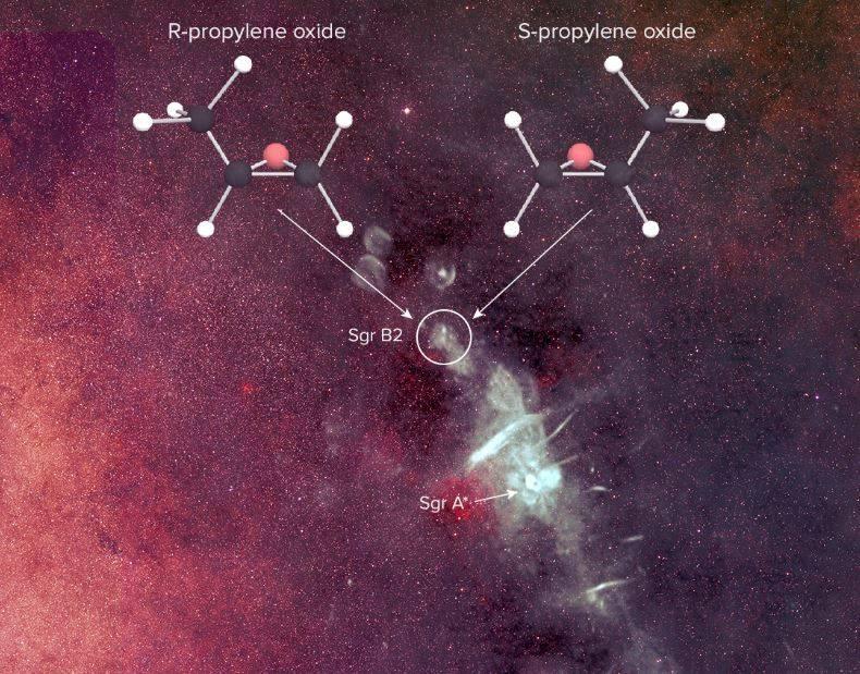 Hallan en el espacio interestelar una molécula que puede ser ...