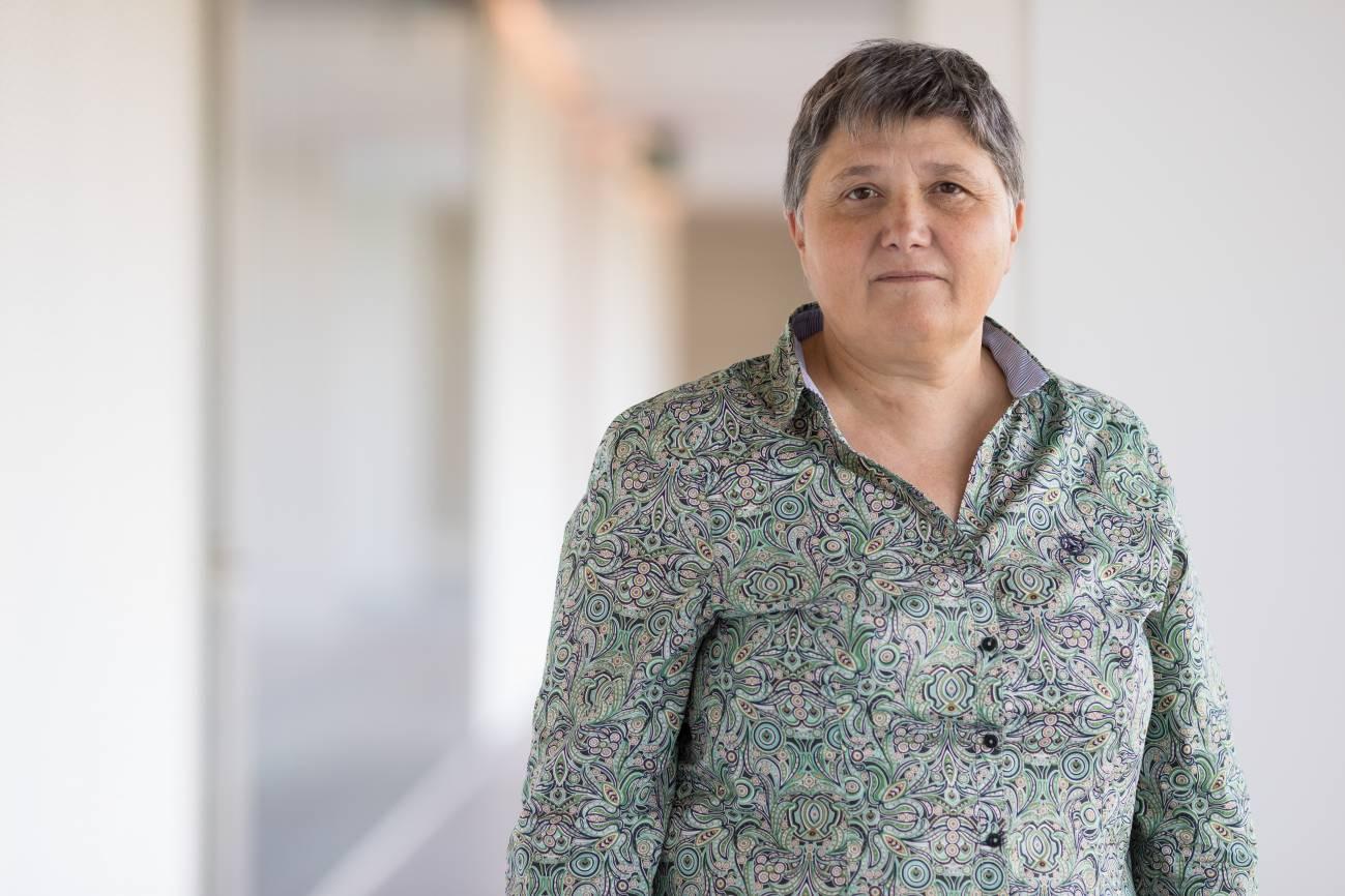 María José Sanz, directora del Basque Centre for Climate Change