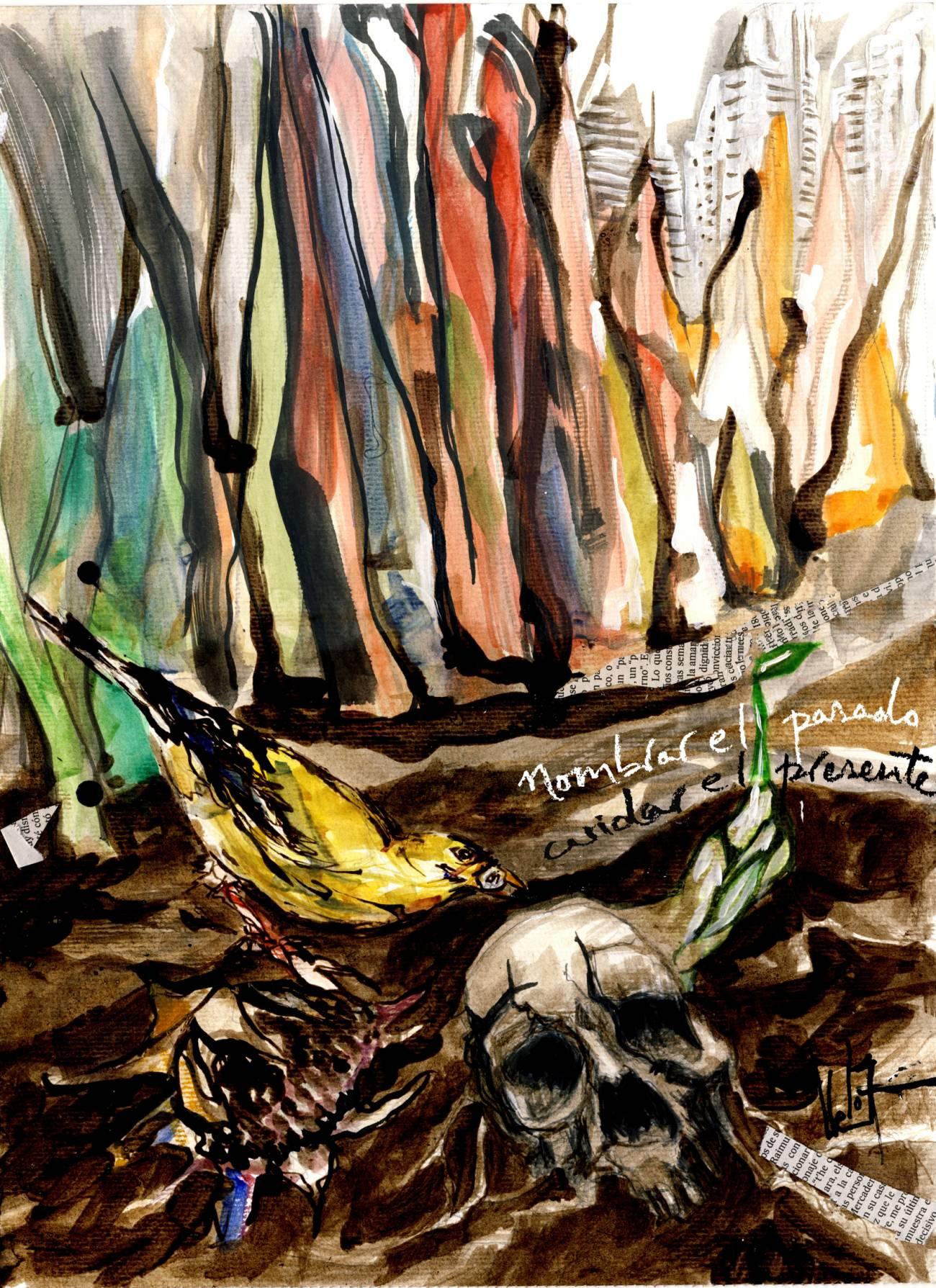 Restos paleontológicos