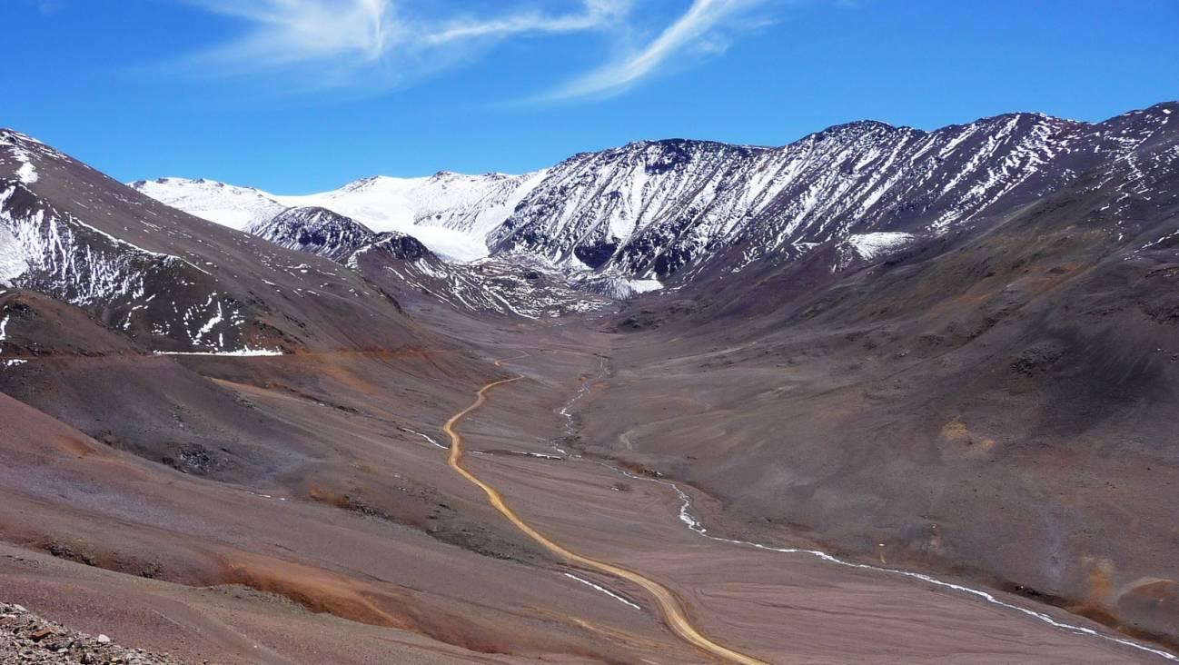 Una trampa para cazar materia oscura, que no se ha podido construir en Los Andes