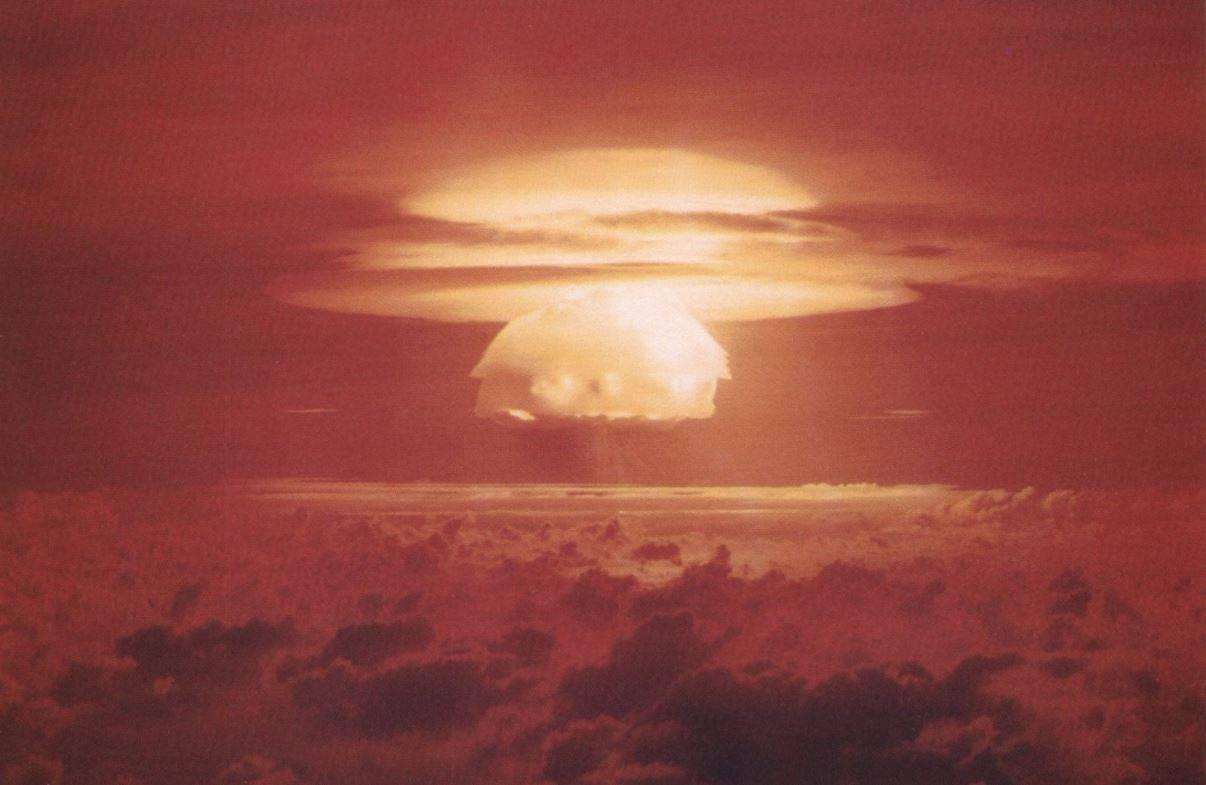 Bomba nuclear Castle Bravo