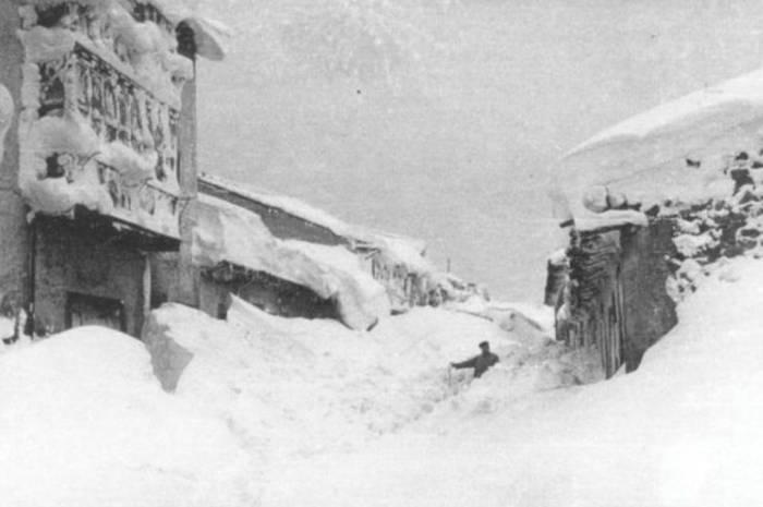 Nevada Cantabria 1888